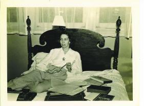 -1940s EW on bed, typewriter, v2 (13)