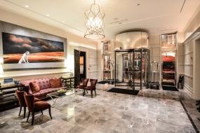 -alluvian lobby